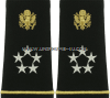 U.S. ARMY GENERAL OF THE ARMY EPAULETS