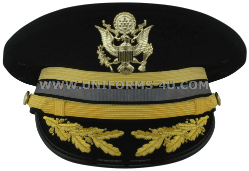 2b5e2c93326 U.S. ARMY SERVICE CAP FOR FIELD GRADE CYBER CORPS OFFICERS