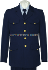 US COAST GUARD SERVICE DRESS BLUE JACKET