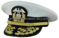 us merchant marine admiral white hat