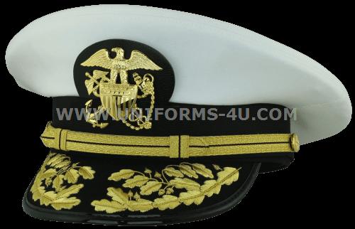 d0e6811a1d0683 us public health service male flag officer combination cap