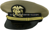 U.S. PUBLIC HEALTH SERVICE MALE FULL OFFICER COMBINATION CAP