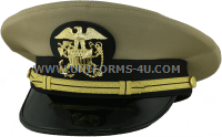 us public health service officer khaki hat