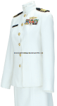 us navy officer service dress white (sdw) female uniform
