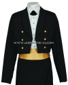 us coast guard female dinner dress blue jacket