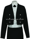 us coast guard auxiliary female dinner dress blue jacket