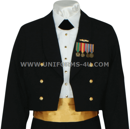 Us Navy Female Enlisted Cpo Dinner Dress Blue Uniform