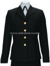 USPHS FEMALE SERVICE DRESS BLUE JACKET