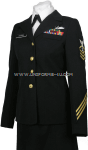 U.S. NAVY FEMALE CHIEF PETTY OFFICER SERVICE DRESS BLUE UNIFORM