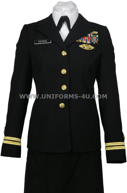 Female Naval Officer Uniform 80