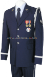 usaf honor guard enlisted uniform