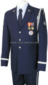 46951f779f884 USAF HONOR GUARD ENLISTED UNIFORM
