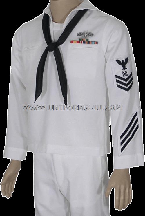 Navy Uniform Jumper 107