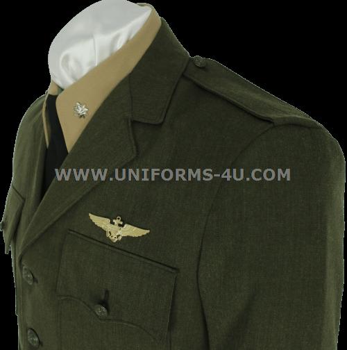 6d34ffe99 US NAVY OFFICER AVIATION WORKING GREEN UNIFORM