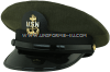 U.S. NAVY CPO AVIATION GREEN COMBINATION CAP