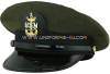 U.S. NAVY MASTER CPO OF THE NAVY AVIATION GREEN COMBINATION CAP