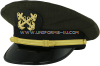 U.S. NAVY WARRANT OFFICER 1 AVIATION GREEN COMBINATION CAP