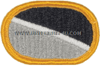 us army 1 special operations command oval