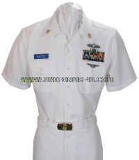 us navy chief petty officer white summer uniform