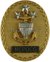 uscg master cpo of the coast guard badge