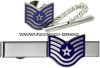 AIR FORCE TIE BAR TECH SERGEANT