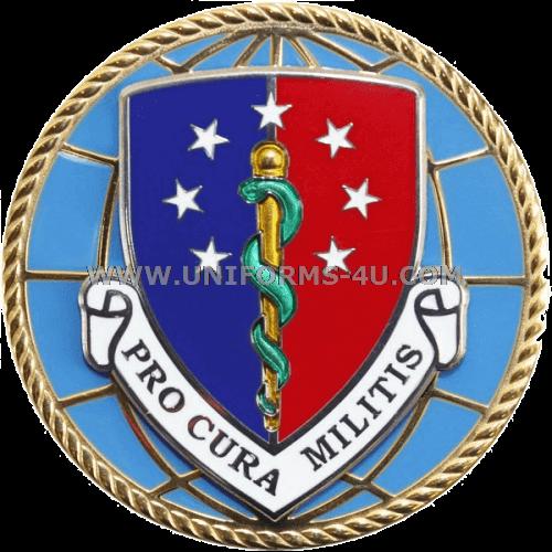 Department Of Defense Health Agency Id Badge
