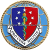 DEPARTMENT OF DEFENSE HEALTH AGENCY ID BADGE