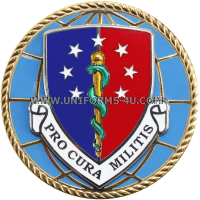 u.s. army defense health agency identification badge