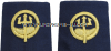 coast guard marine safety specialist (mss) warrant officer enhanced shoulder boards