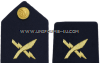 COAST GUARD INTELLIGENCE SYSTEMS SPECIALIST WARRANT OFFICER HARD SHOULDER BOARDS
