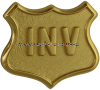 COAST GUARD CRIMINAL INVESTIGATOR (INV) COLLAR DEVICE