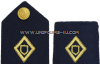 COAST GUARD PORT SAFETY AND SECURITY CWO HARD/ENHANCED SHOULDER BOARDS