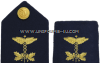 COAST GUARD PHYSICIAN'S ASSISTANT CWO HARD/ENHANCED SHOULDER BOARDS