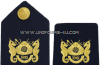 COAST GUARD DIVING SPECIALIST CHIEF WARRANT OFFICER HARD/ENHANCED SHOULDER BOARDS