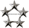 GENERAL OF THE ARMY / AIR FORCE OR FLEET ADMIRAL 5-STAR CAP RANK INSIGNIA