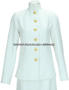 us coast guard female service dress white choker