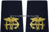 USPHS COMMISSIONED CORPS ENHANCED SHOULDER BOARDS (FOR USCG WEAR)