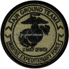 U.S. MARINE CORPS II MARINE EXPEDITIONARY FORCE TEAM PATCH