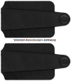 U.S. NAVY FEMALE SHOULDER BOARDS ADAPTERS