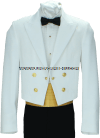 US MERCHANT MARINE DINNER DRESS WHITE JACKET