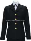 US MERCHANT MARINE FEMALE SERVICE DRESS BLUE JACKET