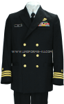 US MERCHANT MARINE SERVICE DRESS BLUE UNIFORM