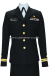 USPHS FEMALE SERVICE DRESS BLUE UNIFORM