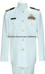 US MERCHANT MARINE SERVICE DRESS WHITE UNIFORM