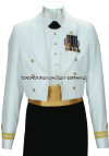 USPHS FEMALE DINNER DRESS WHITE UNIFORM