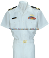 US MERCHANT MARINE SUMMER WHITE UNIFORM