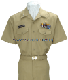 USPHS SUMMER KHAKI UNIFORM
