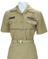 USPHS FEMALE SUMMER KHAKI UNIFORM