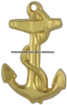 U.S. MERCHANT MARINE DECK OFFICER COLLAR DEVICE