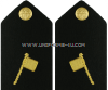 U.S. PUBLIC HEALTH SERVICE QUARANTINE HARD SHOULDER BOARDS
